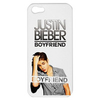 Justin Bieber Boyfriend iPhone 5 Case Cover by SephiaAndromeda