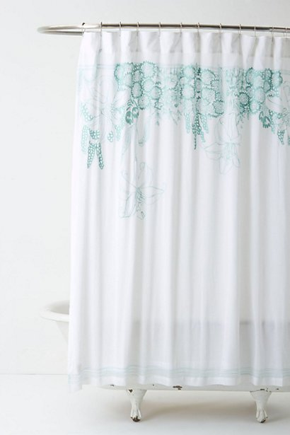 Recoleta Shower Curtain