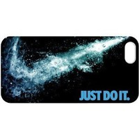Design International Brand Nike Logo Hard Plastic Case Cover for Iphone 5 Show-1y523