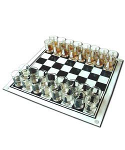 Shot Glass Chess Set