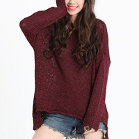 Stephania Sweater by Brandy Melville - $55.00 : ThreadSence.com, Your Spot For Indie Clothing  Indie Urban Culture