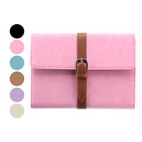 Elegant Design Leather Case with Stand for iPad mini  from 1Point99.com