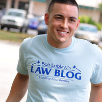 Bob Loblaw's Law Blog T-Shirt | SnorgTees