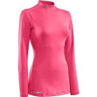 Under Armour Women's Fitted ColdGear Mock - Dick's Sporting Goods