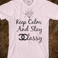 Stay Classy - Savannah Banana T-shirt Shop