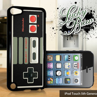 NEW iPod Touch 5 Case - Nintendo Inspired Controller NES - 5 Gen Cover GEN5