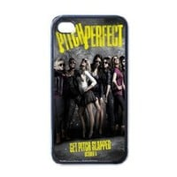 Amazon.com: Pitch Perfect Movie iPhone 4 /4S Case Cover Gift idea: Cell Phones & Accessories