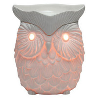 Whoot Full-Size Scentsy Warmer PREMIUM