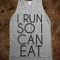 I RUN SO I CAN EAT - glamfoxx.com