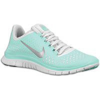 Amazon.com: Nike Lady Free 3.0 V4 Running Shoes - 11 - Green: Shoes