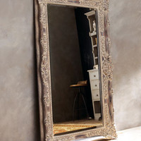 &quot;Antique French&quot; Floor Mirror - Horchow