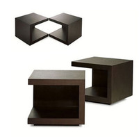 square Nightstands, square night tables