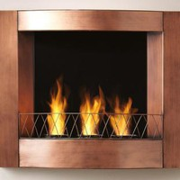 Aidan Wall Mount Fireplace - Fireplace & Accessories -  Home Accents -  Home Decor | HomeDecorators.com