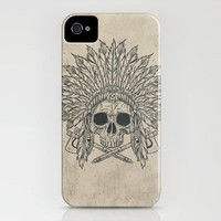 The Dead Chief iPhone Case | Print Shop