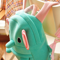 Cute Elephant Backpack for Kids Girls