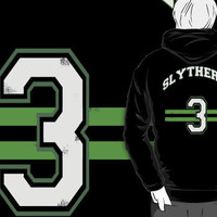 """SLYTHERIN Home Jumper"" T-Shirts & Hoodies by Benjamin Whealing 