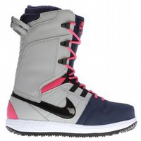 Best Prices On Nike Vapen Snowboard Boots Granite/Black-Midnight Navy-Spark - Women's 2013