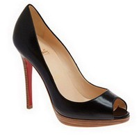 Christian Louboutin Yolanda 120 Pumps Black - $178.00