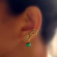 Sophia Ear-Cuffs Pair