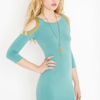 Gilt Trip Dress in  Clothes Dresses at Nasty Gal