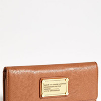 MARC BY MARC JACOBS 'Classic Q - Long' Trifold Wallet