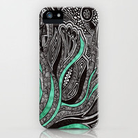 Reach iPhone Case by Creative Chaos | Society6