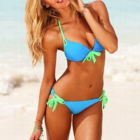 Push-Up Halter Top - The Gorgeous Swim Collection - Victoria&#x27;s Secret