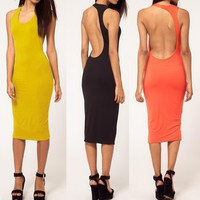 BELOW THE KNEE BACKLESS