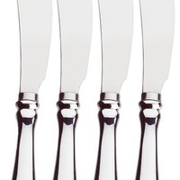 Amco Classic Spreaders, Stainless Steel Blades, Set of 4