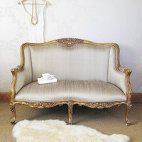 Versailles Bedroom Sofa  |  Sofas & Chaises Longues  |  Seating  |  French Bedroom Company