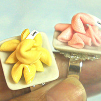 fortune cookies ring