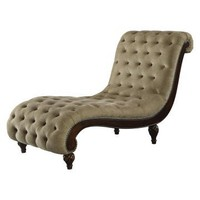 Accent Chaise Lounge - Accent Chairs at Hayneedle