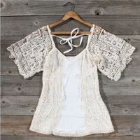 Meadow Lace Blouse, Sweet Country Inspired Clothing