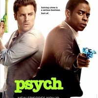 Psych (TV) - Movie Poster - 11 x 17 Inch (28cm x 44cm)