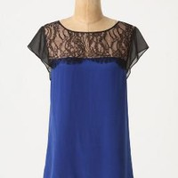 Pthalo-Blocked Blouse - Anthropologie.com