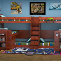 Pick Six Stairway Bunk Beds for Four