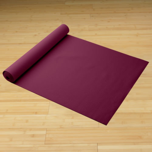 Red Yoga Mats - Cabernet Yoga Mat (4mm) - Gaiam