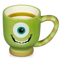 Striped Monsters, Inc. Mike Wazowski Mug | Drinkware | Disney Store