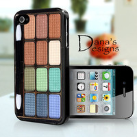 eyeshadow  iPhone 4S and iPhone 4 Case by DanazDesigns on Etsy