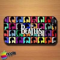 The Beatles Super Pop Art Custom iPhone 4 or 4S Case Cover