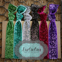 knotieties | velvet metallic : set of 6 originals | Online Store Powered by Storenvy