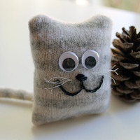 Mini Cat Matroskin by GoodWeather on Etsy