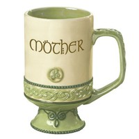 "Amazon.com: Grasslands Road Celtic 12-Ounce Mother Coffee Mug with ""May The Road Rise To Meet You.."" Irish Blessing, Gift Boxed: Kitchen & Dining"