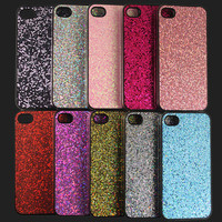 New Arrival 10PC Flickering Hard Back Case Cover Skin for Iphone4 Iphone4S, QAP