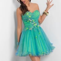 Homecoming dresses by Blush Prom Homecoming Style 9420