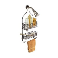 interDesign Twigz Shower Caddy Binz - QVC.com