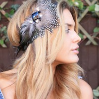 Bethel Bohemian ? Indiana Feather Headband