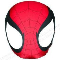 The Amazing Spiderman Microbead Oval Plush Pillow