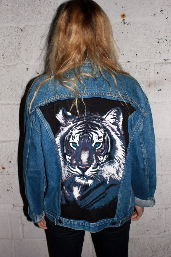 Levi S Oversized Denim Jacket