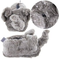 Amazon.com: Elephant Animal Slippers for Women Small: Shoes